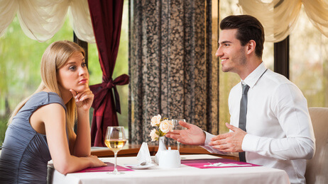 Reussir son premier rendez vous avec une femme